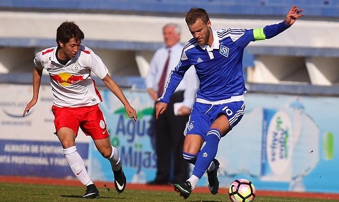 Динамо Киев проиграло Лиферингу