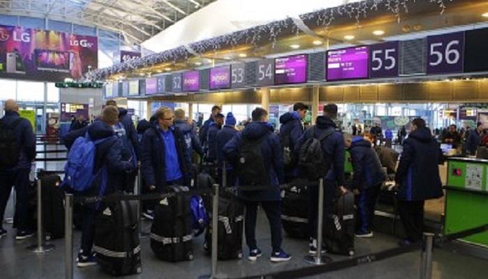 «Динамо» отправилось на 1-ый сбор взимнее межсезонье вИспанию