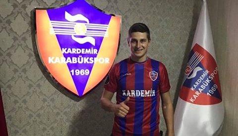 Украинец Близниченко стал игроком турецкого «Карабюкспора»