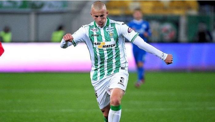 Защитник «Карпат» Кравец подписал договор сиспанским клубом