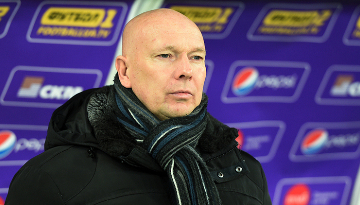 «Сталь» официально рассталась сголландским тренером