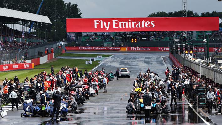 Решение оботмене Гран-При Англии непринято