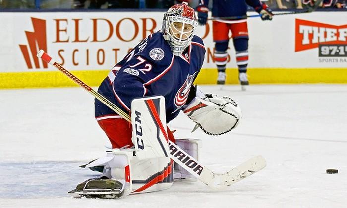 Кузбасский хоккеист стал главным претендентом наприз лучшему вратарю НХЛ