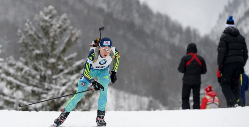 Украинка Меркушина — бронзовая призерка чемпионата Европы в индивидуальной гонке
