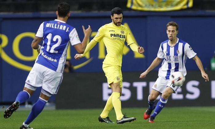 Реал Сосьедад выбивает Вильярреал