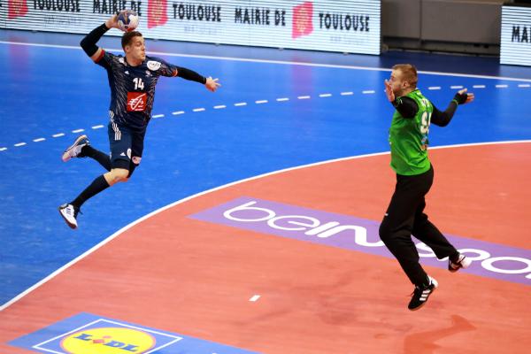 Сборная Франции стала первым финалистом чемпионата мира