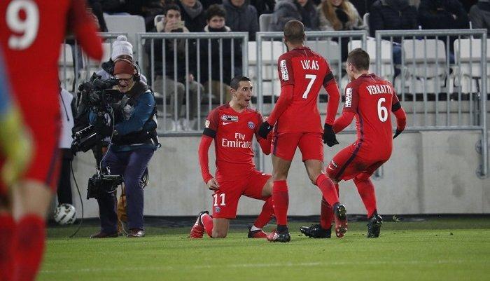 ПСЖ разгромил Бордо и вышел в финал