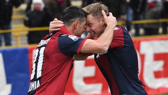 Болонья уверенно переиграла Торино