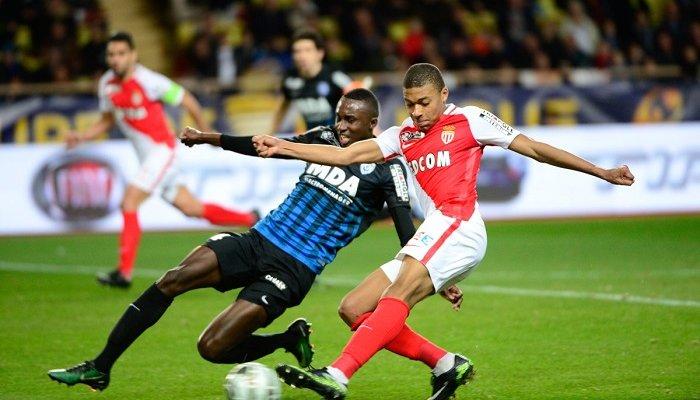 «Монако» переиграл «Нанси» ивфинале Кубка Лиги встретится сПСЖ