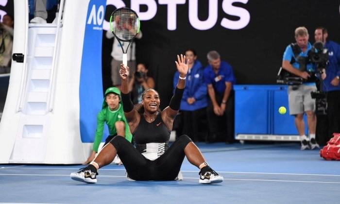 Вфинале Открытого чемпионата Австралии Серена Уильямс победила сестренку