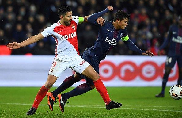 ПСЖ сыграл вничью с«Монако» вматче чемпионата Франции пофутболу