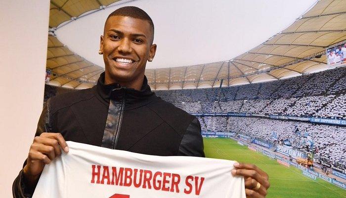 «Гамбург» купил Уоллеса у«Гремио»