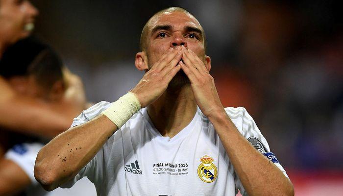 Пепе отвергнул 20-миллионное предложение изКитая ипродлит договор с«Реалом»
