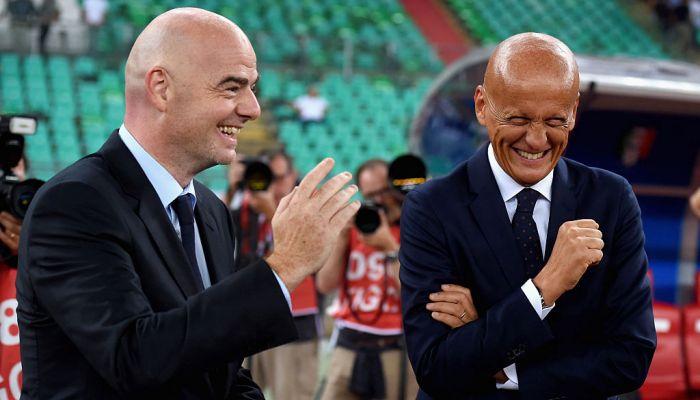 Известный впрошлом арбитр Коллина возглавил департамент судейства ФИФА