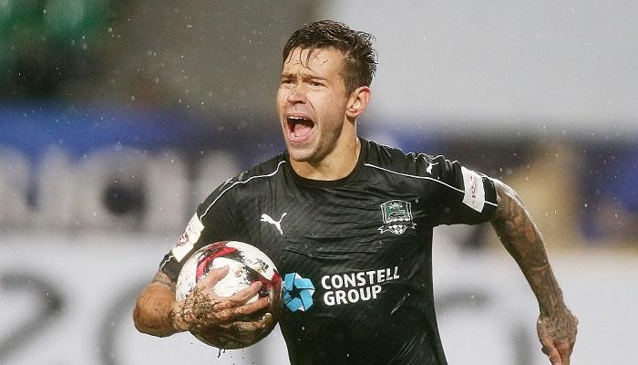 Дортмундская «Боруссия» хочет предложить €10 млн зафутболиста «Краснодара» Смолова