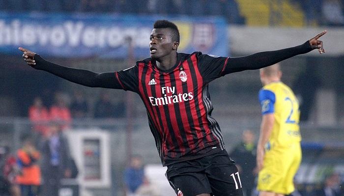 «Милан» отправит Ньянга вАПЛ Винценцо Монтелла готов отпустить форварда