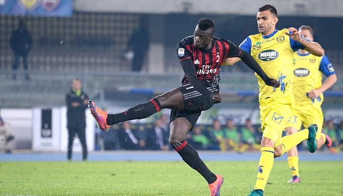 «Милан» может обменять Ньянга наОкампоса