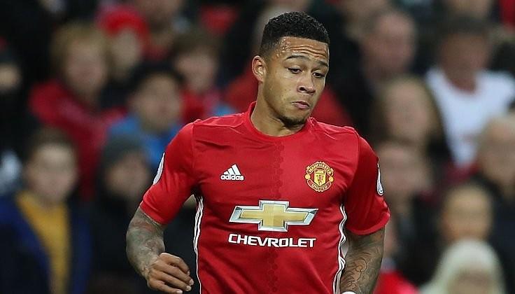 «Лион» выкупит Депая у«Манчестер Юнайтед» за17млневро