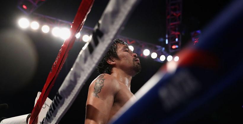 Филиппинский боксер Пакьяо готов провести бой в РФ