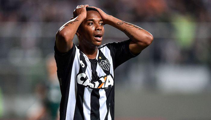 Сантос втратив спонсора через підписання Робіньо