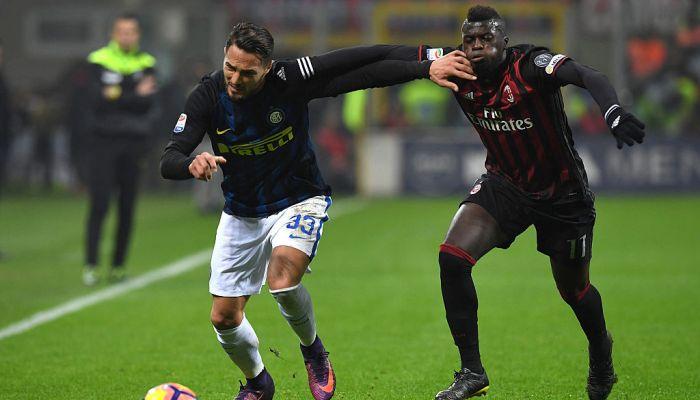 «Милан» отправил Ньянга варенду в«Уотфорд»
