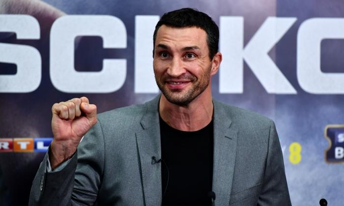 Кличко будет драться сДжошуа затитул «суперчемпиона WBA»