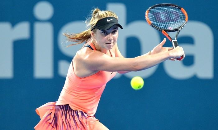Свитолина обновила рекорд Украины врейтинге наилучших теннисисток мира