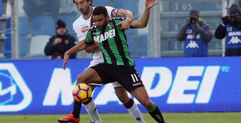 Сассуоло и Торино не сумели определить победителя