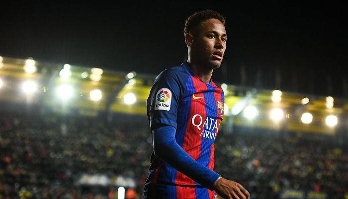 Безголевая серия Неймара в«Барселоне» достигла 11 матчей