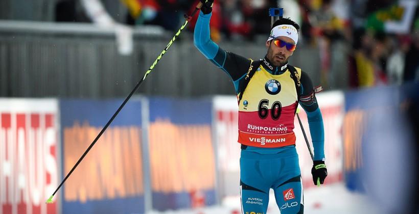 Фуркад одержал победу спринт вРупольдинге, Чепелин— 17-й