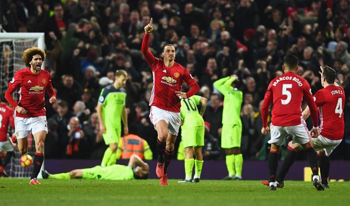 «Манчестер Юнайтед» допускал обыкновенные ошибки— Златан Ибрагимович
