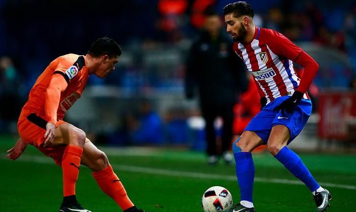 «Атлетико» разгромил «Эйбар» вматче Кубка Испании
