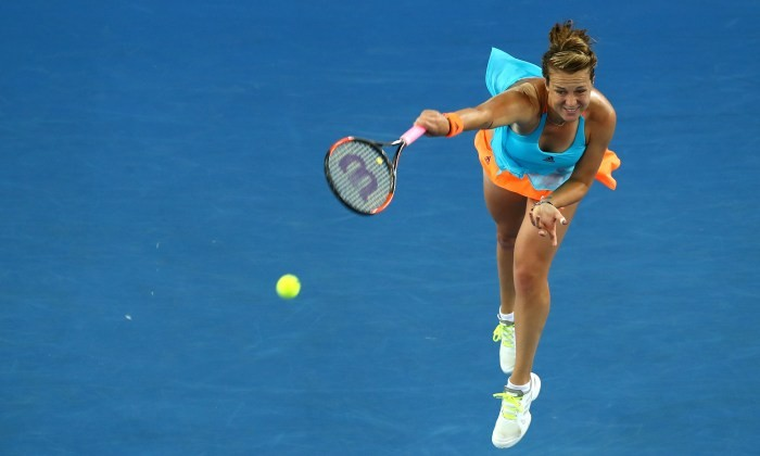 Светлана Кузнецова одолела Янкович наAustralian Open и сейчас сыграет против Павлюченковой
