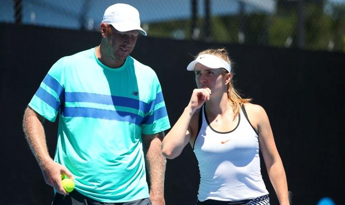 Свитолина несмогла пробиться вфинал микста наAustralian Open