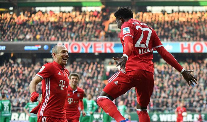 «РБЛейпциг» победил «Хоффенхайм», «Бавария» обыграла «Вердер»
