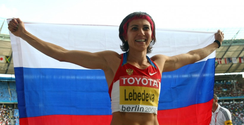 Легкоатлетка Лебедева лишилась олимпийских наград из-за допинга