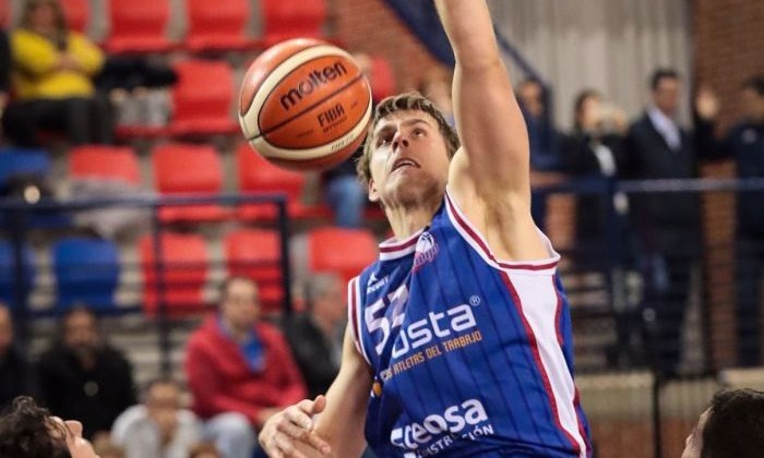 Украинский баскетболист подписал договор с«Барселоной»