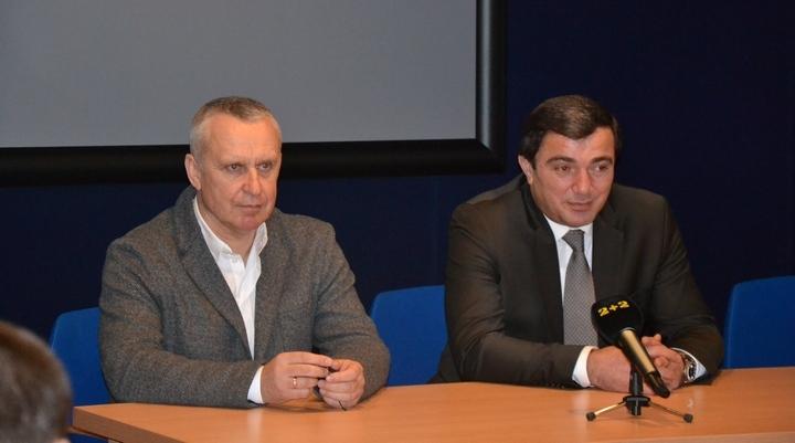 Леонид Кучук возглавил Сталь