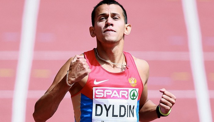 Русского бегуна Дылдина дисквалифицировали на 4 года