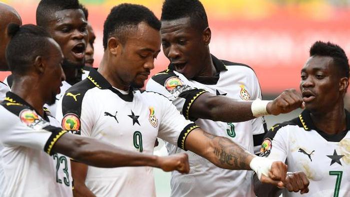 Футболисты сборной Ганы преждевременно вышли в ¼ финала Кубка Африки