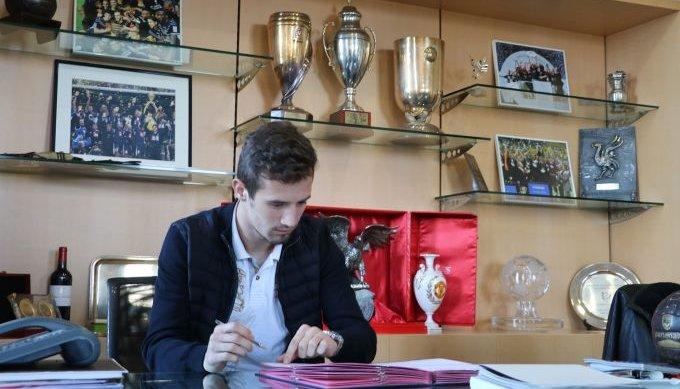 Йованович перешёл варенду в«Бордо»