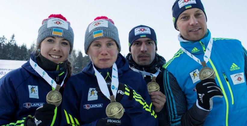 Комплект медалей Джимы, доминирование России. Итоги чемпионата Европы по биатлону