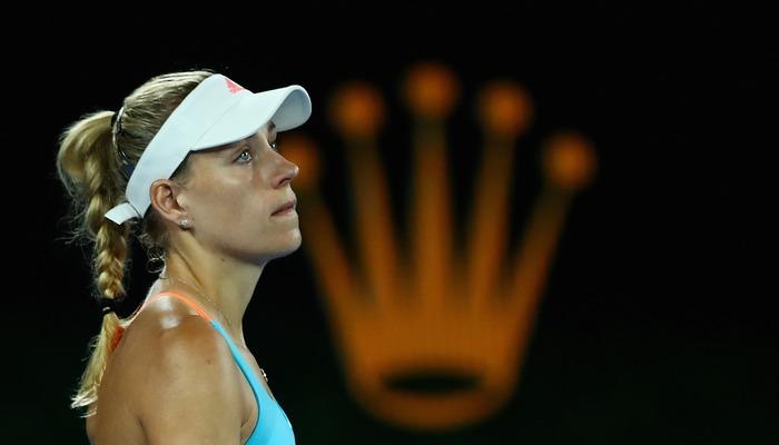 Первая ракетка мира Кербер проиграла Вандевеге наAustralian Open