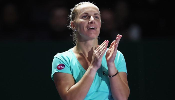 Светлана Кузнецова сравнялась сМарией Шараповой поколичеству побед закарьеру