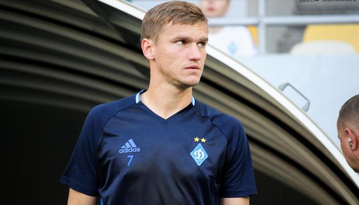 Динамо и Карпаты договорились об аренде Гладкого