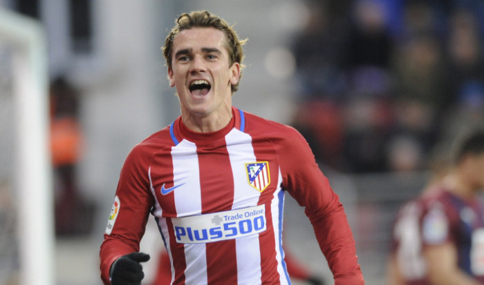 «Атлетико» переиграл «Эйбар» вматче чемпионата Испании