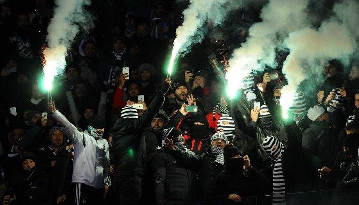 23февраля УЕФА вынесет решение побеспорядкам наматче «Динамо»— «Бешикташ»