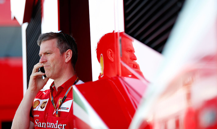 Эллисон стал техническим директором Mercedes