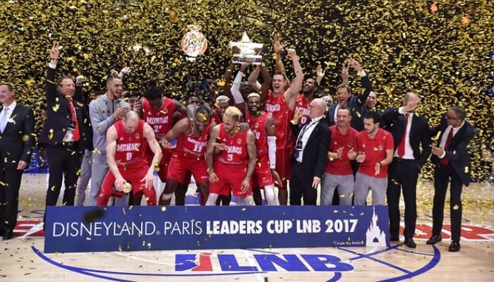 С.Гладырь стал самым результативным баскетболистом матча Кубка французской лиги