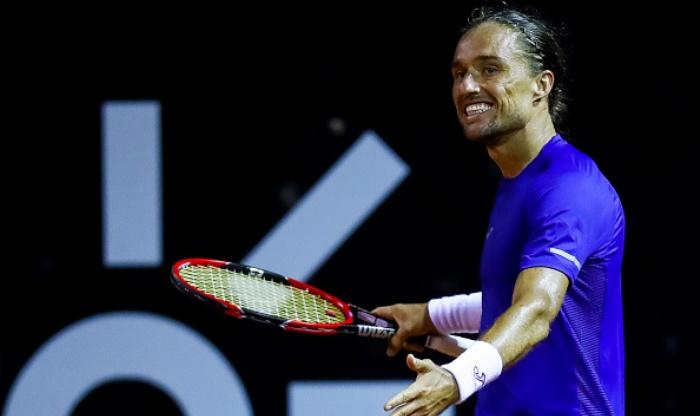 Украинский теннисист одержал победу матч-триллер насупертурнире вБразилии